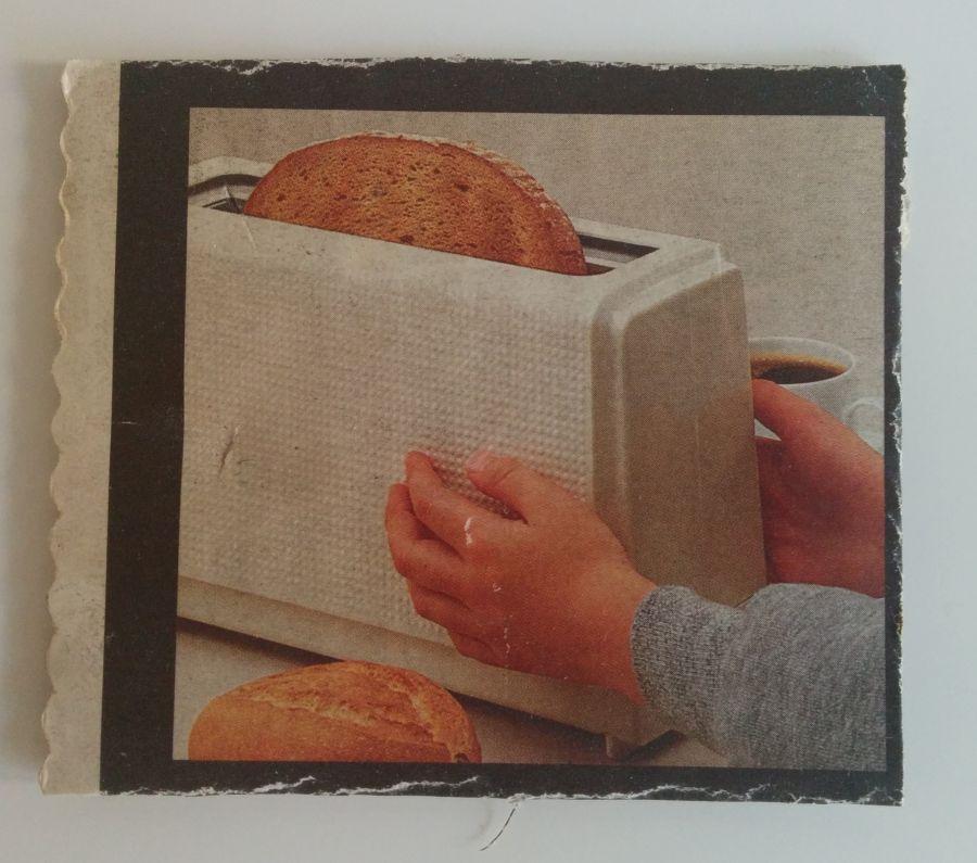 toaster hand mittel