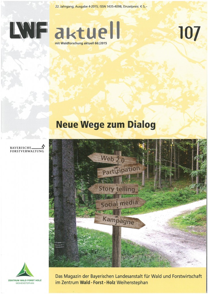 waldforshcung cover